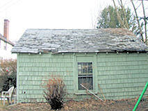 Neglected Roofing