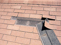 Sliding Roofing Shingles